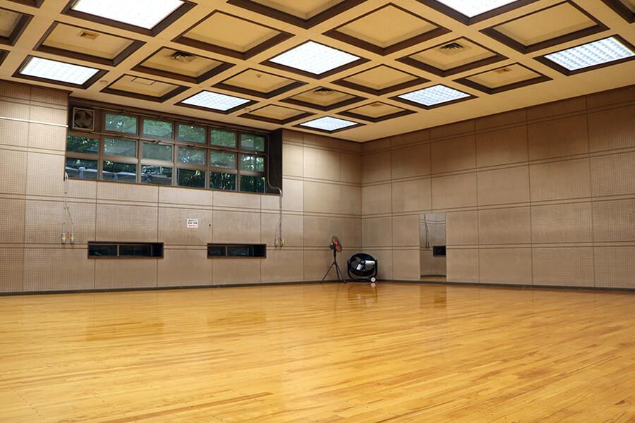 第1武道室